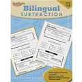 Harcourt Steck-Vaughn Bilingual Math Subtraction Book, Grades 1st - 2nd