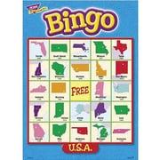 Trend Enterprises® U.S.A. Bingo Game and Activities, Grades 3rd - 9th