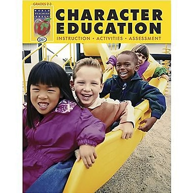 Didax® Character Education Book, Grades 2nd - 4th
