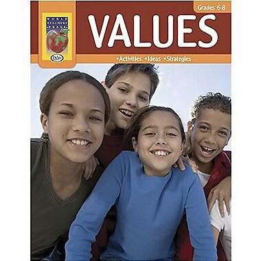 Didax® Values Book, Grades 6th - 8th