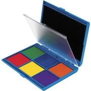 Learning Resources® Washable Stamp Pad, Assorted