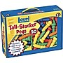 Lauri® Toys Tall Stacker™ Pegs Only, Set of