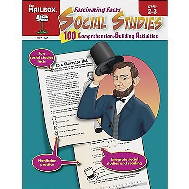 The Mailbox Books® Fascinating Facts Social Studies Book, Grades 2nd - 3rd