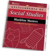 Learning Resources® Encyclopedia of Social Studies Blackline Masters Book, Grades Kindergarten - 6th
