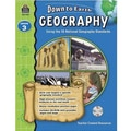 Teacher Created Resources® Down To Earth Geography Book, Grades 3rd