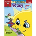 The Mailbox Books® Day-By-Day Plan Book, Grades preschool
