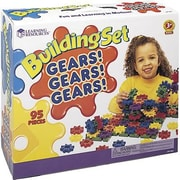 Learning Resources® Gears! Gears! Gears!® Beginner's Building Set