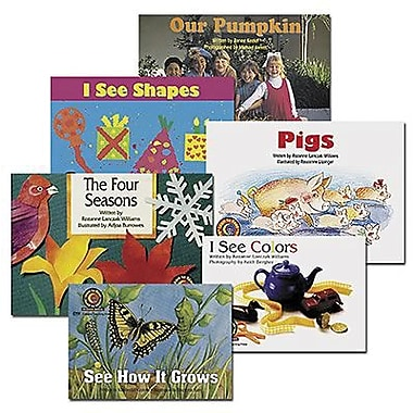 Creative Teaching Press™ Learn To Read Assorted 6 - Pack 2, Level A - B