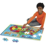 Educational Insights® USA Foam Map Puzzle