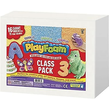 Educational Insights® Playfoam Classpack