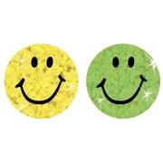 Trend Enterprises® superSpots® Chart Seal, Assorted Sparkle Colorful Smiles