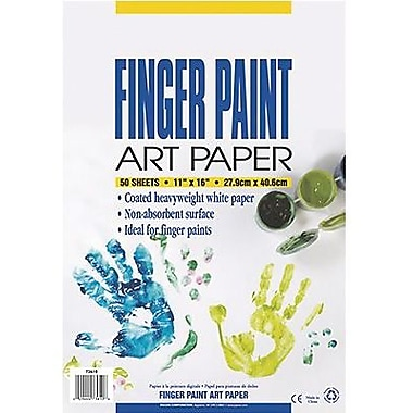 Pacon® Finger Paint Paper, 11in. x 16in.