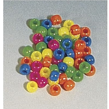 Hygloss® Neon Barrel Bucket Oin. Bead
