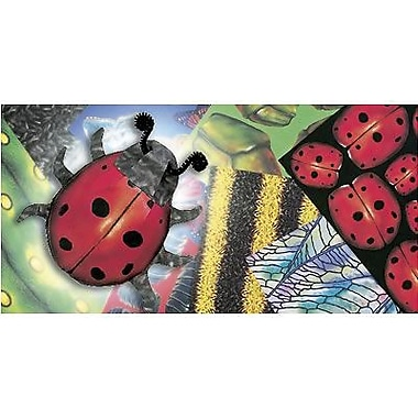 Roylco® 11in. x 8 1/2in. Bugs Craft Paper