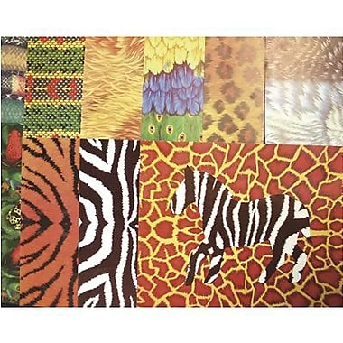 Roylco® 11in. x 8 1/2in. Amazing Animal Craft Paper