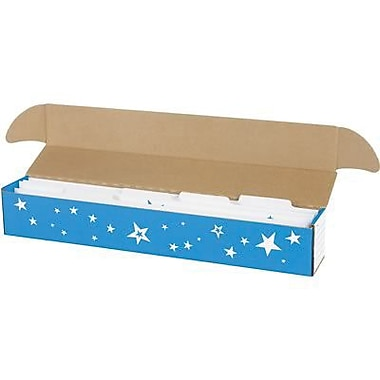Trend Enterprises® Sentence Strip Storage Box With Divider, 4in.(H) x 25 3/8in.(W) x 3 7/8in.(D)