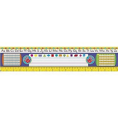 Trend® Desk Toppers® 2nd - 3rd Grades Name Plate, Zaner-Bloser