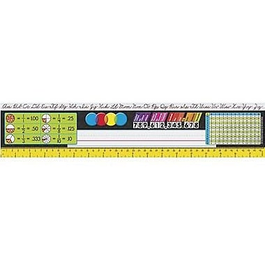 Trend® Desk Toppers® 3rd - 5th Grades Name Plate, Zaner-Bloser