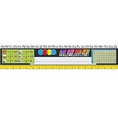 Trend® Desk Toppers® 3rd - 5th Grades Reference Name Plate, Modern