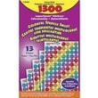 Trend Enterprises® superSpots® Chart Seal, Colorful Sparkle Smiles
