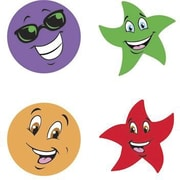 Trend Enterprises® Stinky Stickers, Smiles and Stars