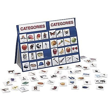 Smethport™ Categories Specialty Tabletop Pocket Chart
