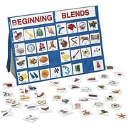 Smethport Beginning Blends Tabletop Pocket Chart