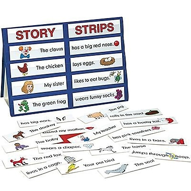 Smethport Story Strips Specialty Tabletop Pocket Chart