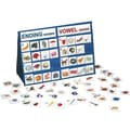 Smethport™ Ending Sounds and Vowel Sounds Tabletop Pocket Chart