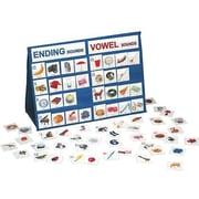 Smethport™ Ending Sounds and Vowel Sounds Tabletop Pocket Chart