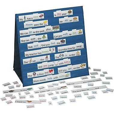 Smethport™ Sight Words and Sentences Tabletop Pocket Chart
