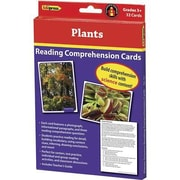 Edupress® Reading Comprehension Science Card, Plants