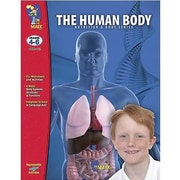 On The Mark Press® The Human Body Book, Grades 4th - 6th