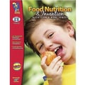 On The Mark Press® Food Nutrition and Invention Book, Grades 4th - 6th
