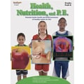 Harcourt® Health Nutrition and P.E. Book, Grades Pre School - Kindergarten