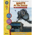 Classroom Complete Press® Waste At The Source Book, Grades 5th - 8th