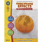 Classroom Complete Press® Global Warming Effects Book, Grades 5th - 8th