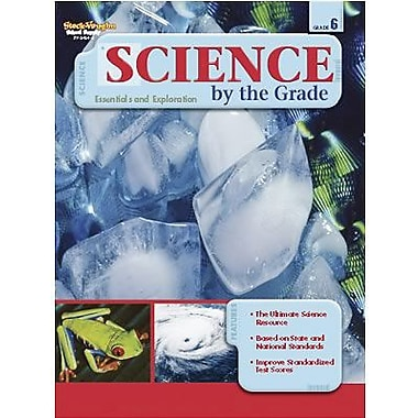 Harcourt® Science By The Grade Book, Grades 6th