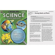 Teacher Created Resources® Standards-Based Science Investigation Book, Grades 3th