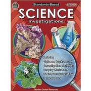 Teacher Created Resources® Standards-Based Science Investigation Book, Grades 4th