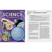Teacher Created Resources® Standards-Based Science Investigation Book, Grades 6th