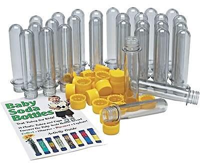 Be Amazing Baby Soda Bottles Test Tube 845608