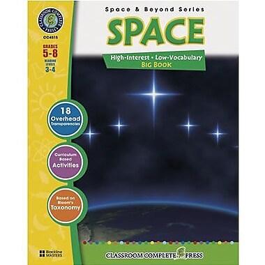 Classroom Complete Press® Space Big Book, Grades 5th - 8th
