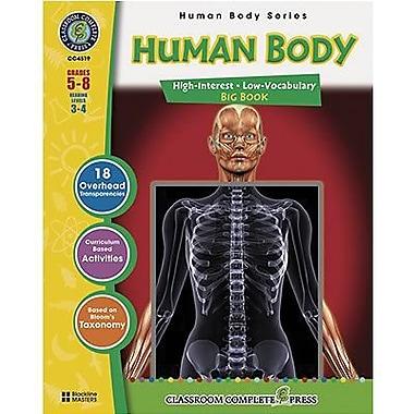 Classroom Complete Press® Human Body Big Book, Grades 5th - 8th