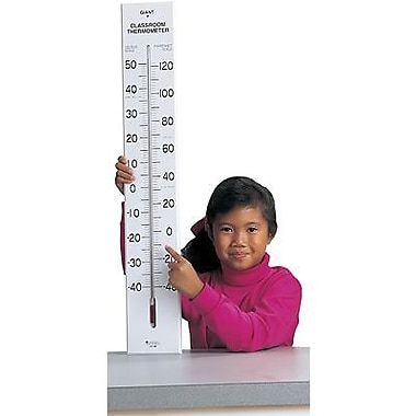 Learning Resources® Giant Classroom Thermometer