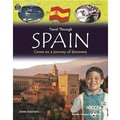 Teacher Created Resources® Travel Through Spain Book, Grades 3rd - 12th