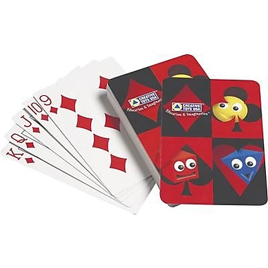 Learning Advantage Standard Playing Card, Probability