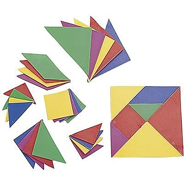 Learning Advantage™ Tangrams, Set/4