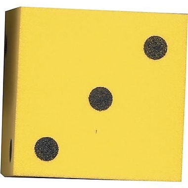 Koplow Games Dot Foam Dice Game, 2in.