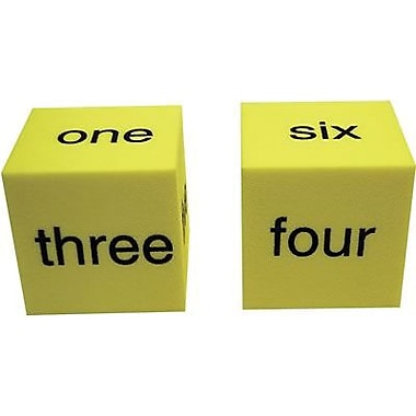 Koplow Games Spot Word Number Dice, 2/Set